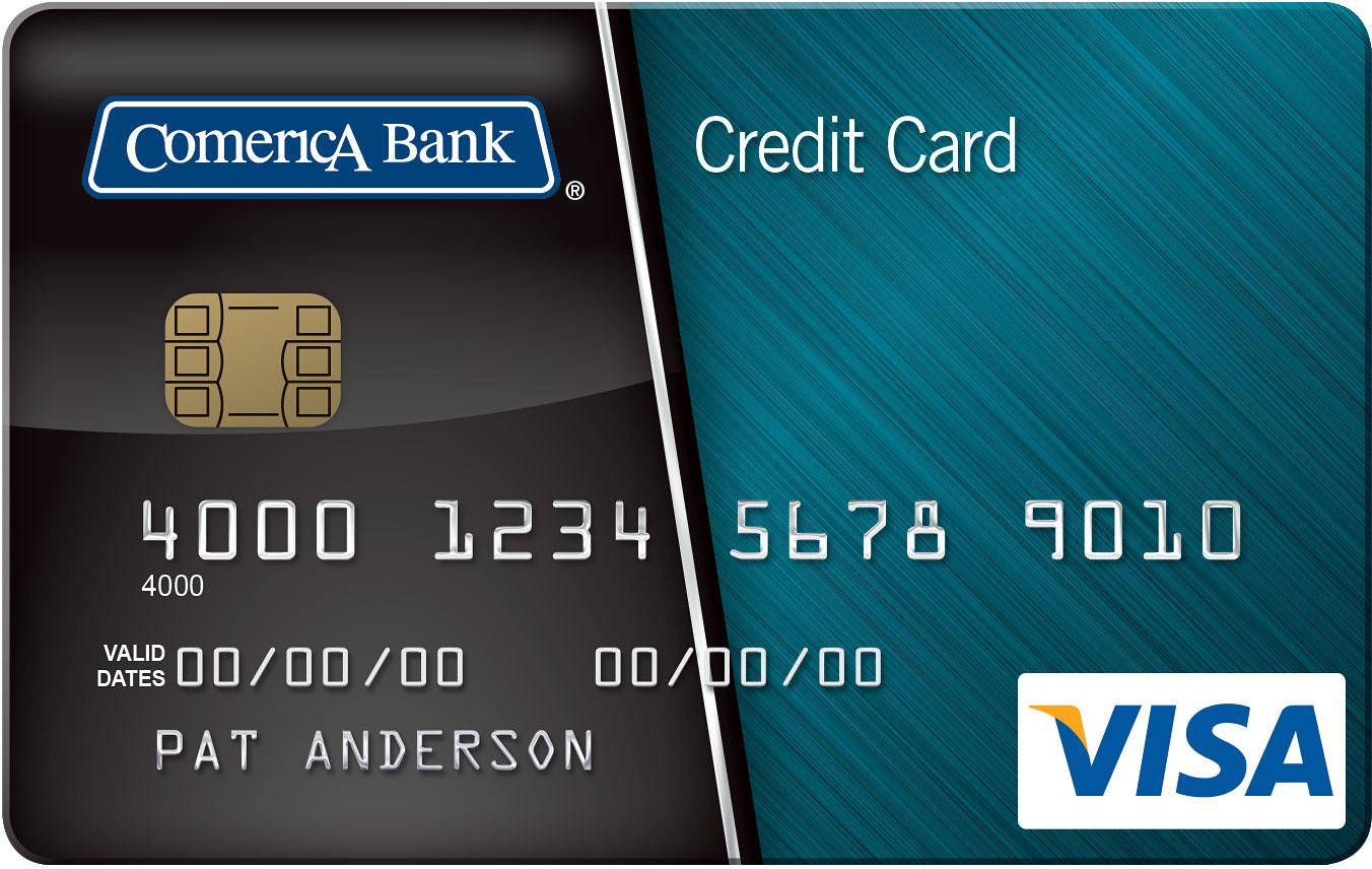 Comerica Credit Card